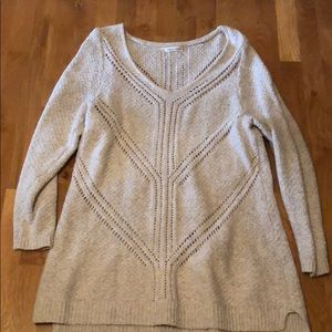 Maurice's Size 2 (Plus Size) Tunic Sweater